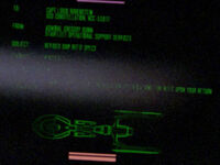 USS Constellation orders