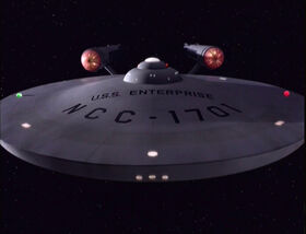 USS Enterprise NCC 1701