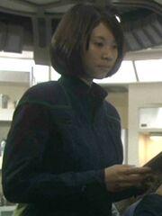 Weiblicher Crewman 1 Enterprise September 2152