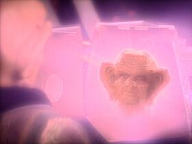 Zek inside orb