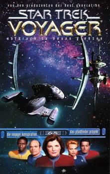 Die Voyager Konspiration – Das Pfadfinder Projekt (Front)