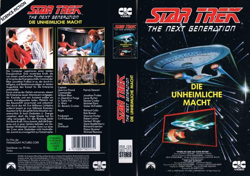 Star Trek Der Reisende