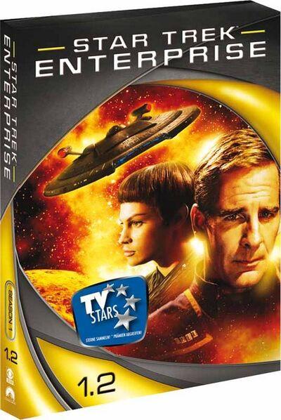ENT Staffel 1-2 DVD