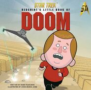 Redshirt's Little Book of Doom cover