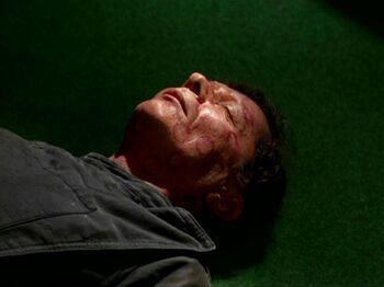 Robert Crater dead