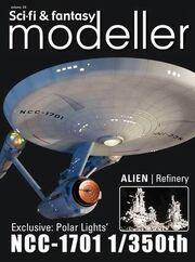 Sci-Fi & Fantasy modeller cover volume 26