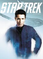 Star Trek Magazine US issue 61 PX cover