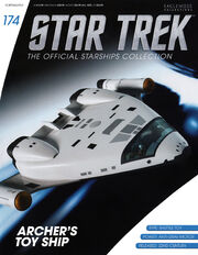 Star Trek Official Starships Collection issue 174
