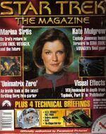 Star Trek The Magazine volume 1 issue 18 cover 1