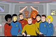 TAS équipage au complet
