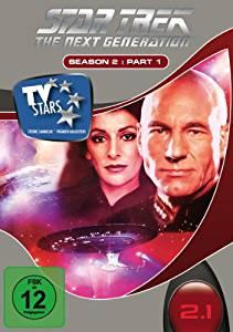 TNG Staffel 2-1 DVD