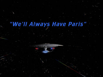 We'll Always Have Paris title card