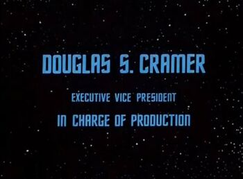 ...as officially credited during the third season of <i>The Original Series</i>