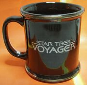 Downpace Voyager mug