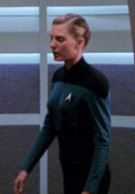 Nurse, holographic duplicate