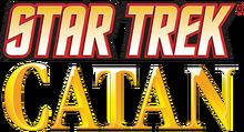 Star Trek Catan logo
