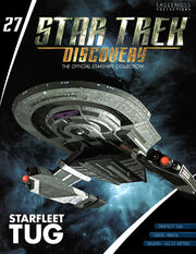 Star Trek Discovery Official Starships Collection issue 27