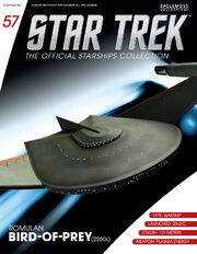 Star Trek Official Starship Collection Issue 57