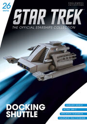 Star Trek Official Starships Collection Shuttle issue 26