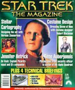 Star Trek The Magazine volume 1 issue 8 cover