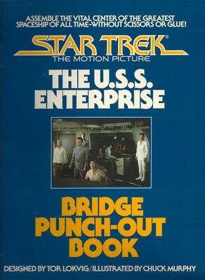 Star Trek The Motion Picture The USS Enterprise Bridge Punch-Out Book.jpg
