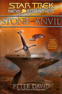 Stone and Anvil hardback first printing cover