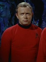 USS Enterprise security guard 9
