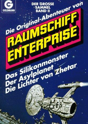Die Original-Abenteuer von Raumschiff Enterprise – Der große Sammelband II