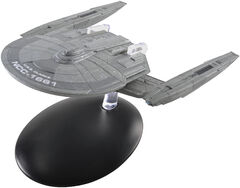Eaglemoss USS Clarke