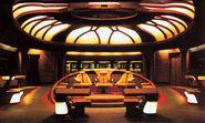 Enterprise-D bridge, 2371