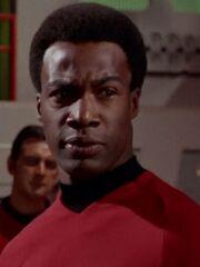 Evans (Lieutenant)