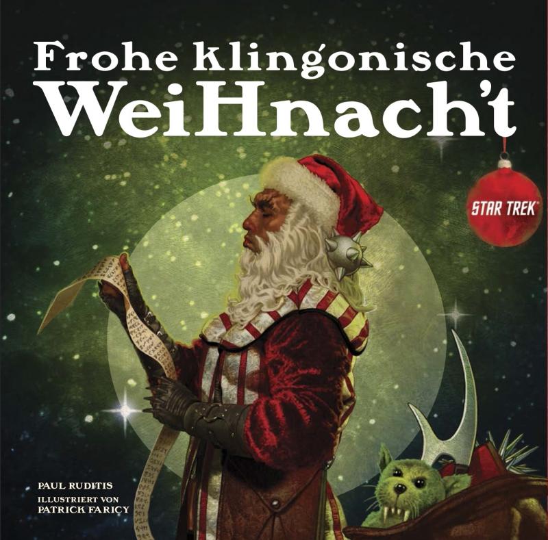 Frohe Weihnachten Wikipedia.Frohe Klingonische Weihnacht Memory Alpha Das Star Trek