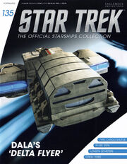 Star Trek Official Starships Collection issue 135