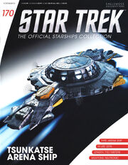 Star Trek Official Starships Collection issue 170
