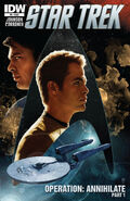 Star Trek Ongoing issue 5 cover A