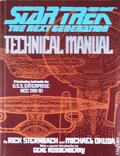 Star Trek The Next Generation Technical Manual (UK)