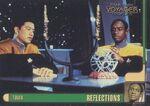 Star Trek Voyager Profiles Trading Card 34