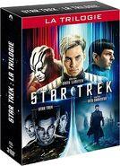 Star trek, star trek into darkness, star trek sans limites (DVD) coffret 2016