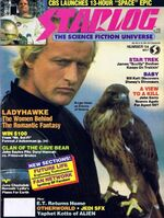 Starlog issue 094 cover