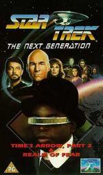 TNG vol 64 UK VHS cover