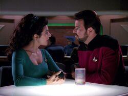 Troi Riker The Loss