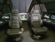 Type 8 shuttlecraft interior