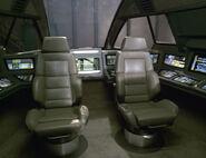 Type 8 shuttlecraft interior
