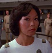 USS Enterprise sciences bridge crew member 1