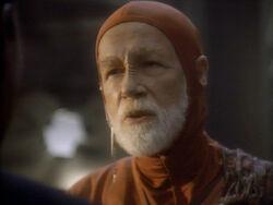 Bajoran Monk -1, Emissary