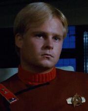Enterprise trainee lieutenant junior grade
