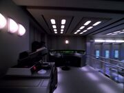 Leichenkammer auf der Sternenbasis 32