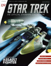 Star Trek Official Starships Collection issue 139