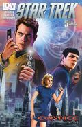 Star Trek Ongoing, issue 43