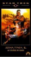 Star Trek la colère de Khan (VHS)